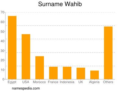 Surname Wahib
