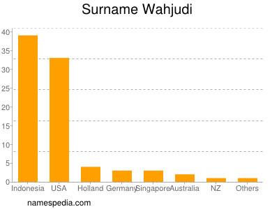 Surname Wahjudi