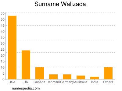 Surname Walizada