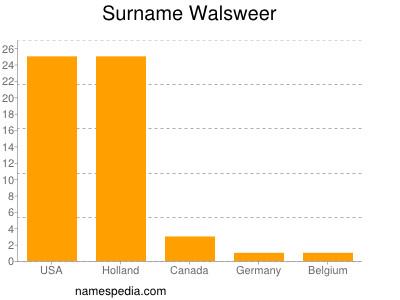 Surname Walsweer