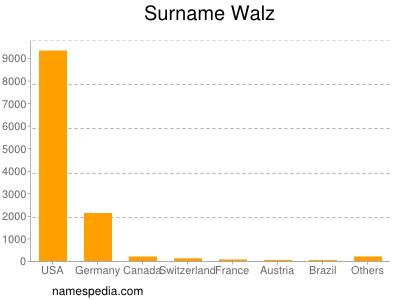 Surname Walz