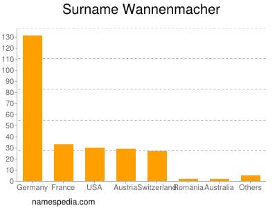 Surname Wannenmacher