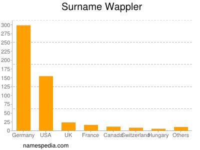 Surname Wappler