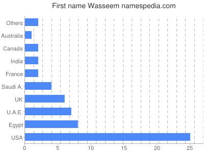 Given name Wasseem