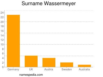 Surname Wassermeyer