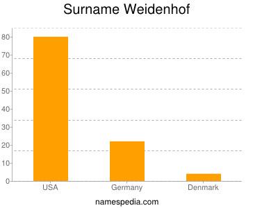 Surname Weidenhof