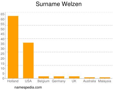 Surname Welzen