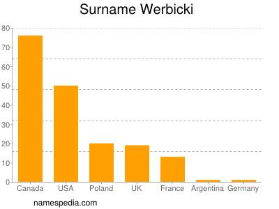 Surname Werbicki