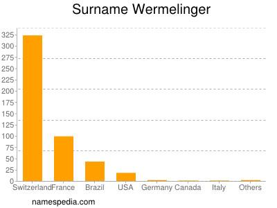 Surname Wermelinger