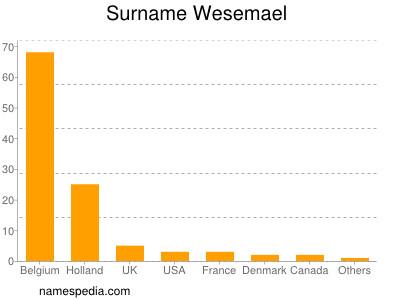 Surname Wesemael