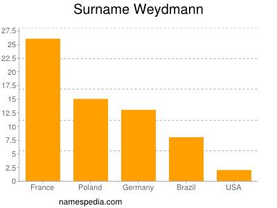 Surname Weydmann