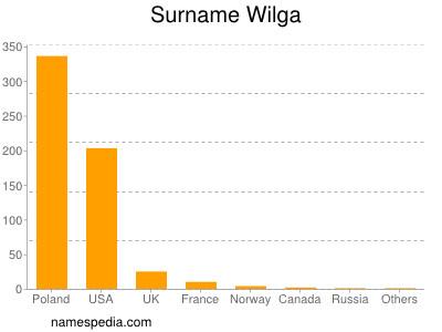 Surname Wilga