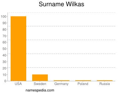 Surname Wilkas