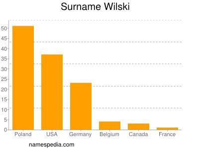 Surname Wilski