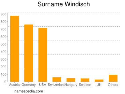 Surname Windisch