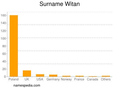 Surname Witan