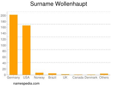 Surname Wollenhaupt