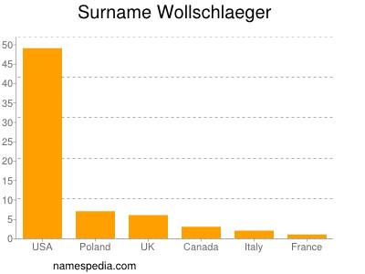 Surname Wollschlaeger