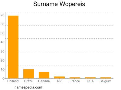 Surname Wopereis