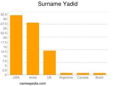 Surname Yadid