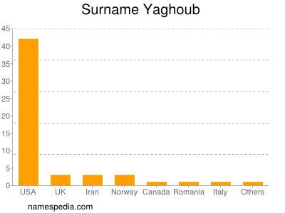 Surname Yaghoub