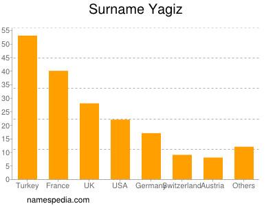 Surname Yagiz