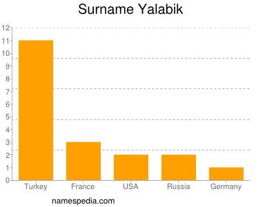 Surname Yalabik