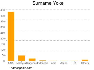 Surname Yoke