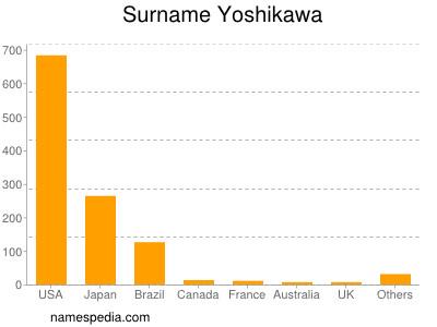 Surname Yoshikawa