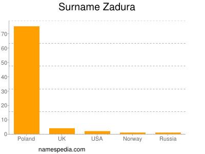 Surname Zadura