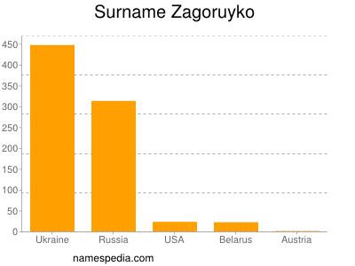 Surname Zagoruyko
