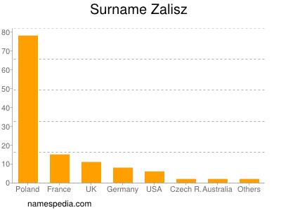 Surname Zalisz