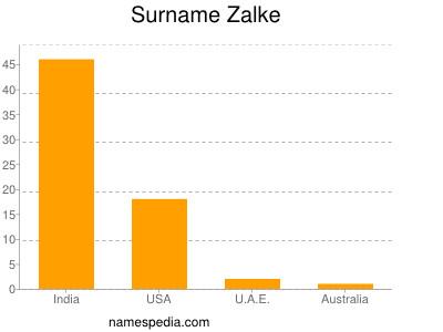Surname Zalke