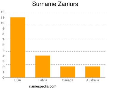 Surname Zamurs