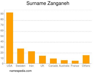 Surname Zanganeh