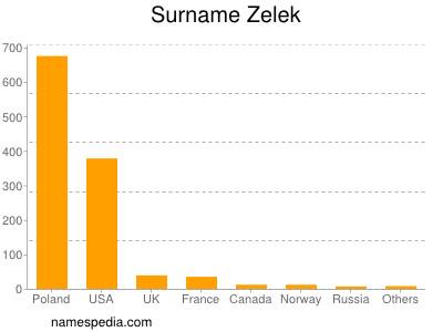 Surname Zelek