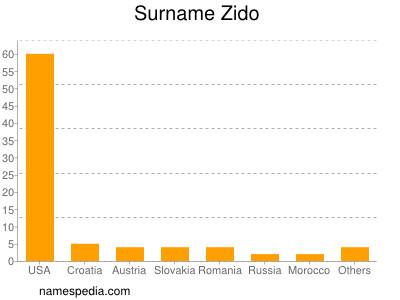 Surname Zido
