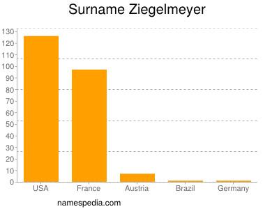 Surname Ziegelmeyer