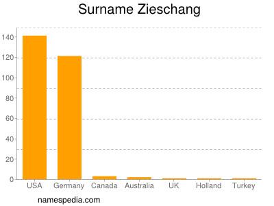 Surname Zieschang