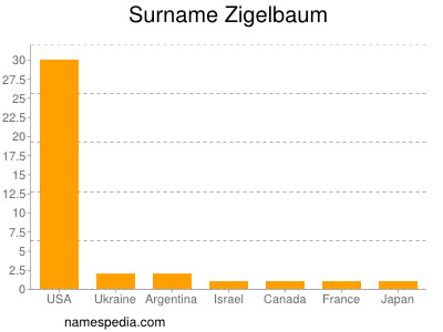 Surname Zigelbaum