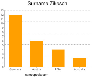 Surname Zikesch