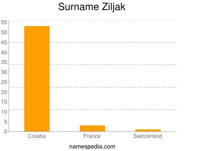 Surname Ziljak