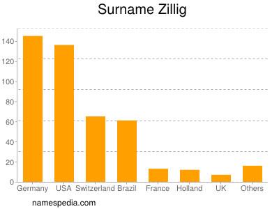 Surname Zillig