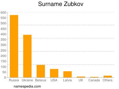 Surname Zubkov