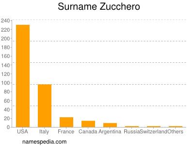 Surname Zucchero