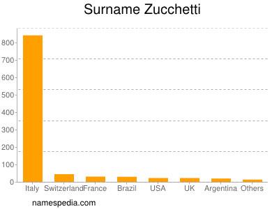 Surname Zucchetti