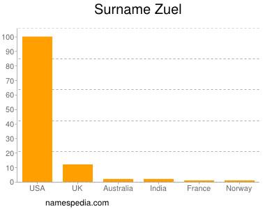 Surname Zuel