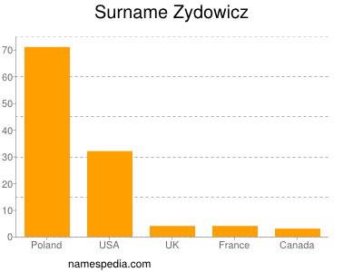 Surname Zydowicz