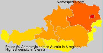 Ahmetovic - Austria