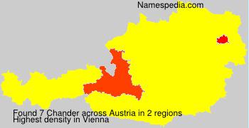 Chander - Names Encyclopedia